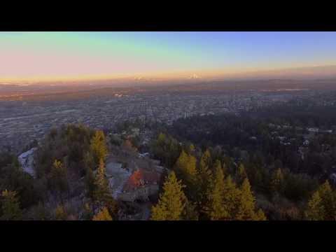 Pittock Mansion - Portland, Oregon