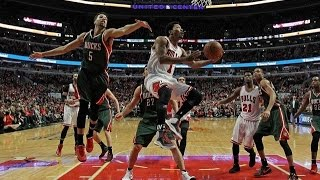 Repeat youtube video NBA Top 10 Most Acrobatic Players Of All Time (HD)