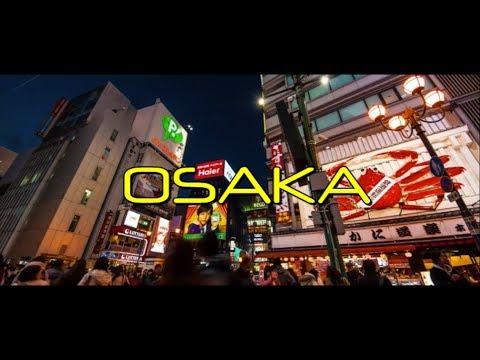 Pharrell Williams - Happy (Osaka) ハッピー大阪 #HAPPYDAY