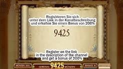 Book of dead Gesamtgewinn €9425! Grosser Gewinn!