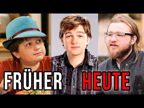 4 Kinder-Darsteller FRÜHER vs. HEUTE