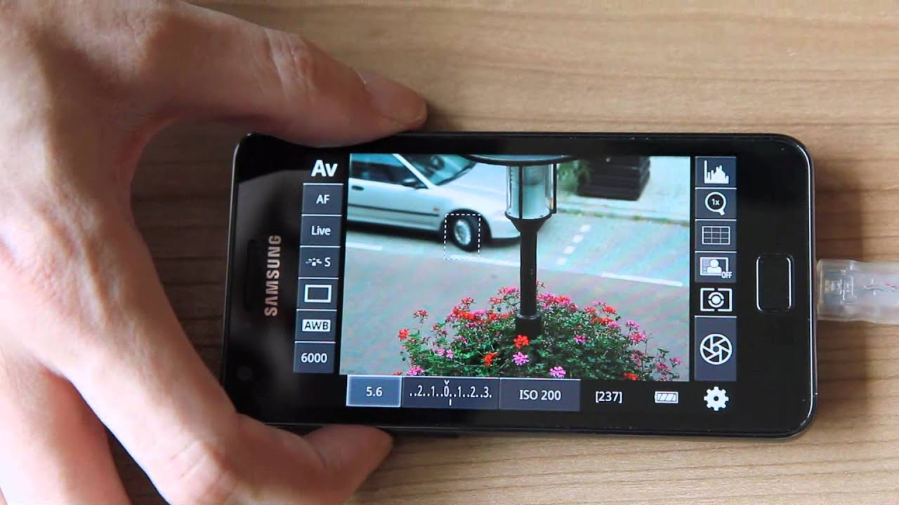 how to setup canon camera connect app