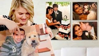 Best Large Canvas Prints Under $30!   Great Diy Photo Gift!