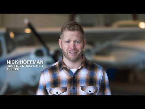 Nick Hoffman's Aviation Journey