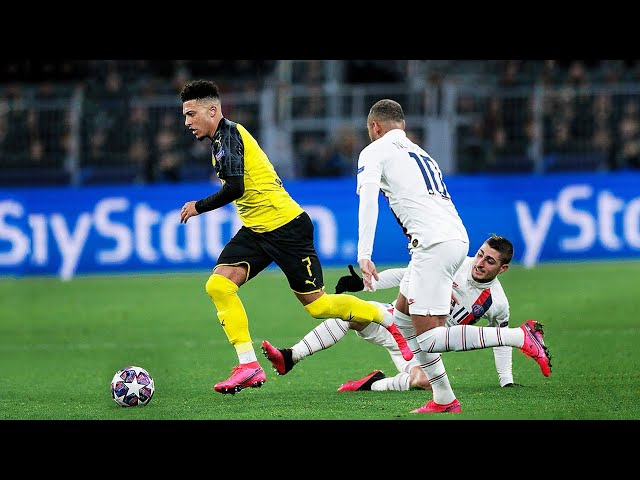 Jadon Sancho - Humiliating Everyone