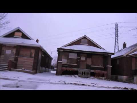 DETROIT'S CANADIAN NEIGHBOR WINDSOR, ONTARIO GHETTOS AND NEIGHBORHOODS