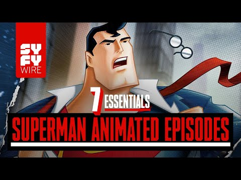 7 Essential Superman: The Animated Series Episodes | SYFY WI