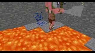 Monster School: Mining - Minecraft Animation thumbnail