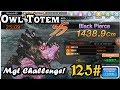 FISHING SUPERSTARS 125#: OWL TOTEM VS BLACK PIERCE FULL MGT [22/11/2017]