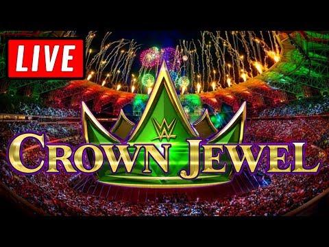Wwe Crown Jewel Stream