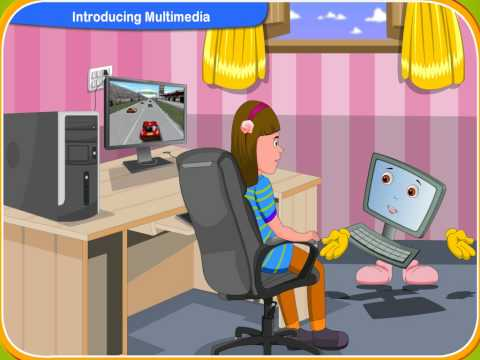Password 4: Chapter 8- Introducing Multimedia