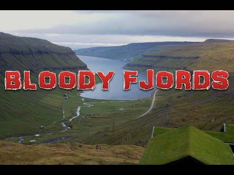 Operation Bloody Fjords Faroe Islands, yeah we mean business