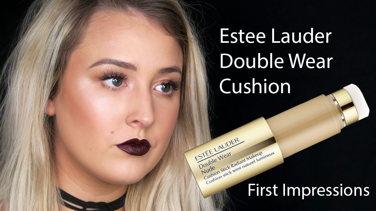 Estee Lauder Double Wear Nude Cushion Stick First Impressions Review