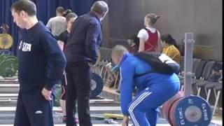 Первенство России по тяжелой атлетике