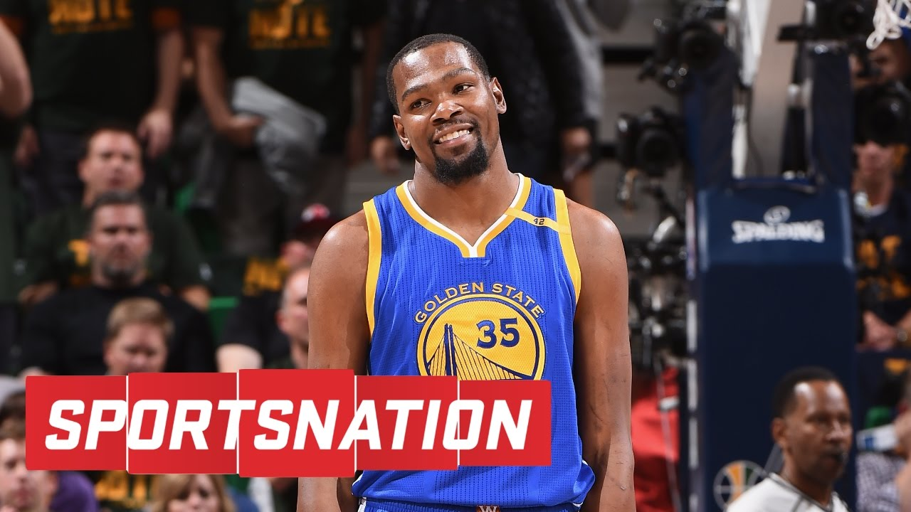 brand new d55c1 107b7 Could We See Kevin Durant Going Back To Oklahoma City    SportsNation   ESPN