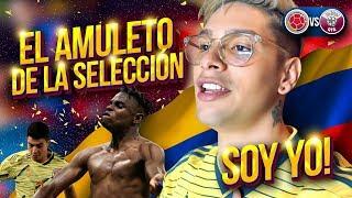 Colombia VS Catar Reacción - Crónica en el estadio   Paisa