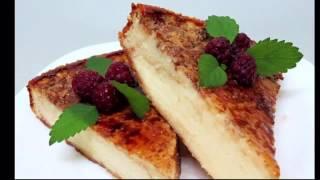 ,, БЫСТРЫЙ НУ ОЧЕНЬ ВКУСНЫЙ СЫРНИК'' творожная запеканка/завтрак/здоровое питание/Käsekuchen/Kuchen