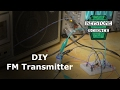 how to make an fm transmitter