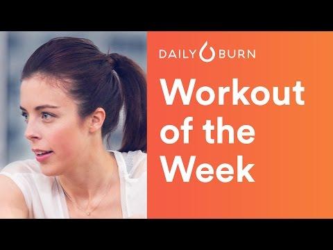 Daily Burn 365 Workout – Week of April 18, 2016