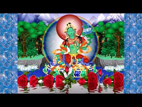 Волшебная Мантра Зелёной Тары. Исполняет желания!/Green Tara`s Miracle Mantra
