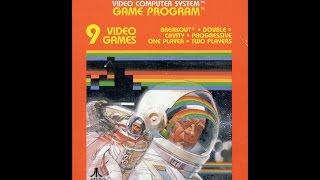Atari 2600 - Super Breakout (1981, Atari)