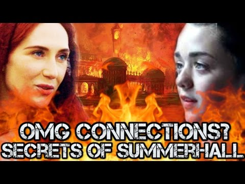 Game of Thrones Season 7 Prediction   Secrets in the ruins of Summerhall