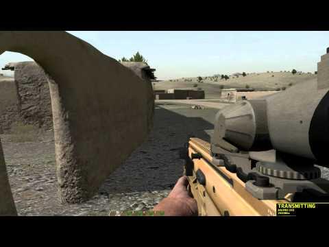 ArmA 2 - Ein Tag auf Patrouille (Teil 2)