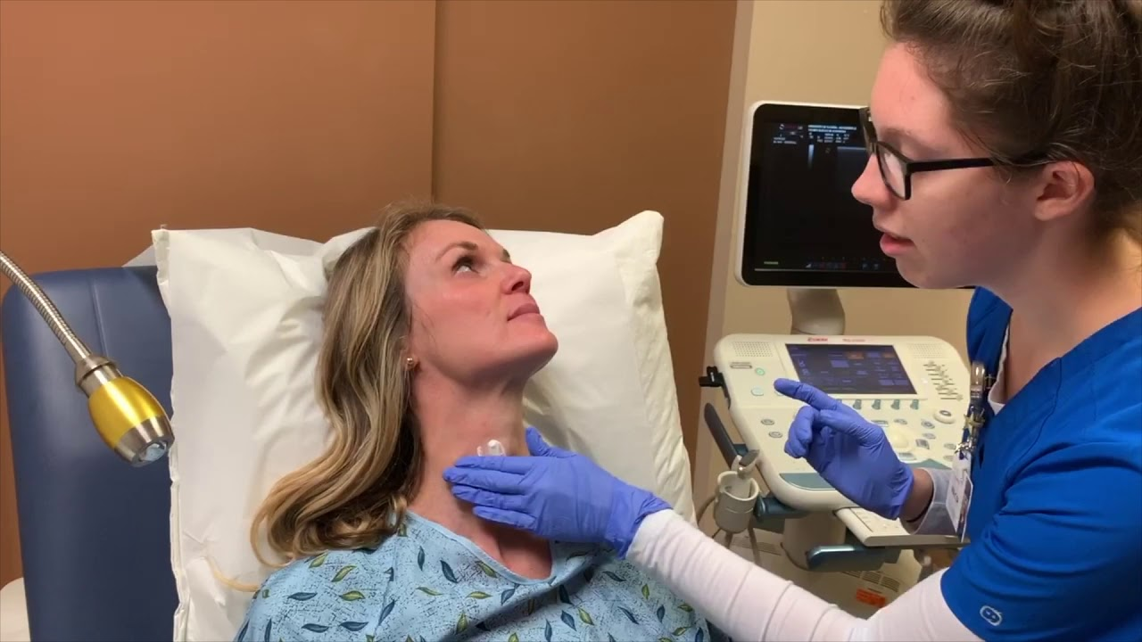 Preparing For Your Thyroid Biopsy Uf Health Endocrinology In