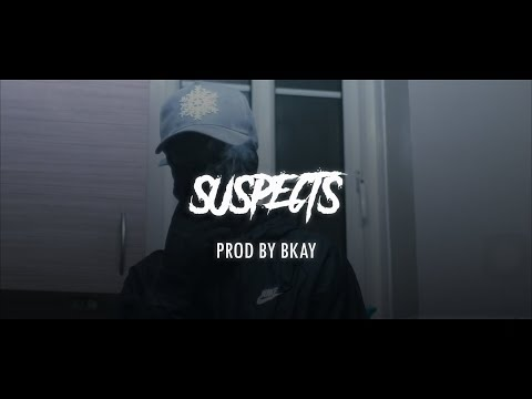 [SOLD] Loski x UK Drill Type Beat 2018 ''Suspects'' (Trap/Drill) [Prod By BKay]