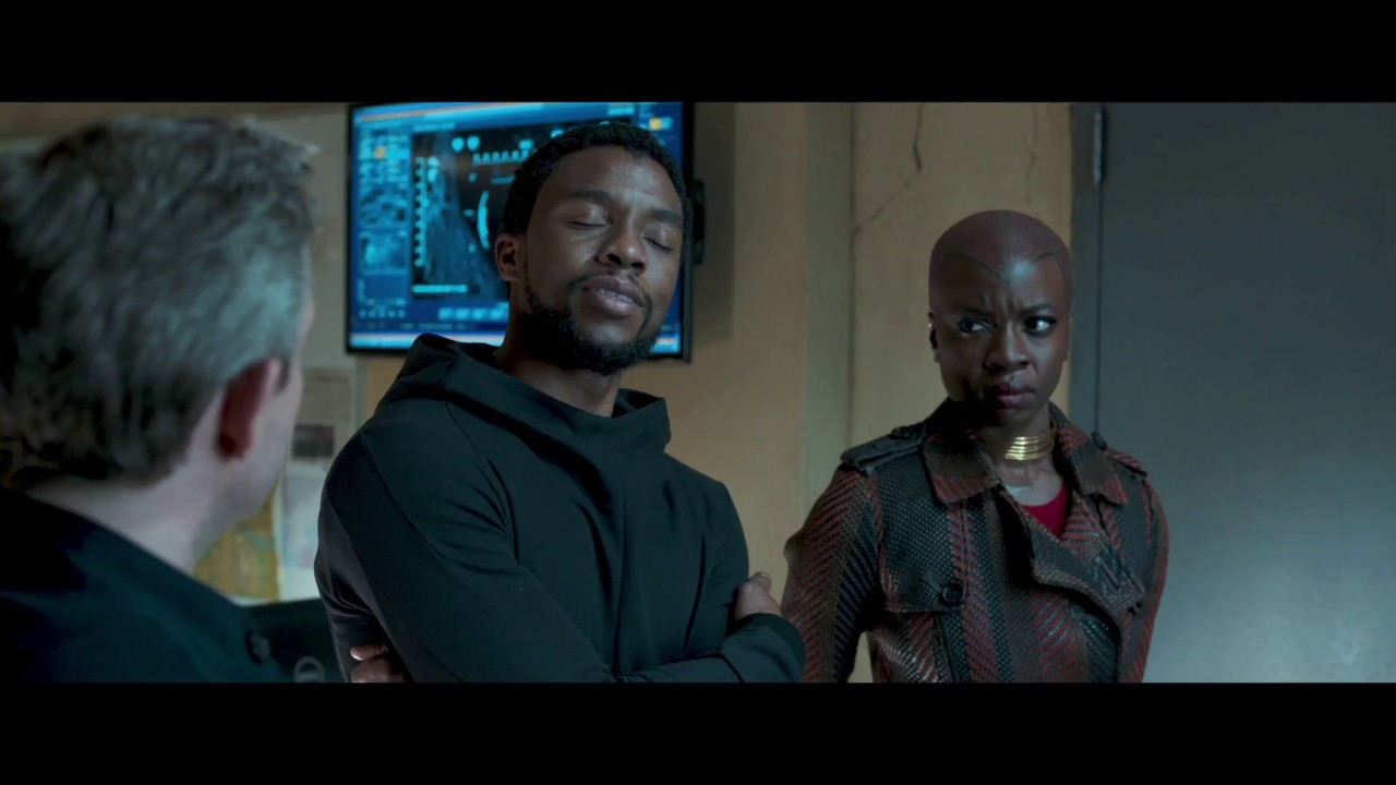 Black Panther - Bonus : Le bêtisier du film (2/2)