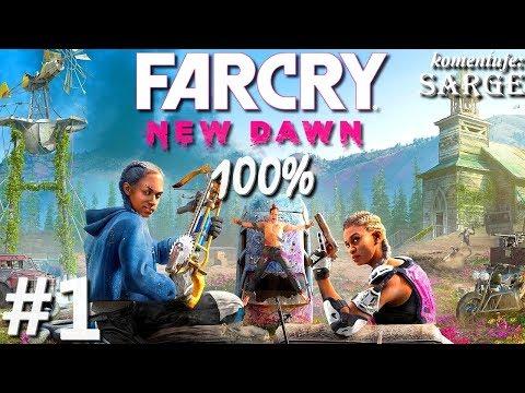 Zagrajmy w Far Cry: New Dawn PL odc. 1 - Szalone bliźniaczki thumbnail