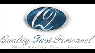 Quality First Personnel - Permanent and Temporary Staffing