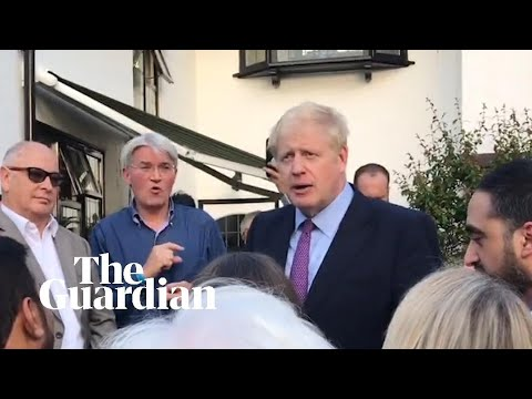Boris Johnson tells Tory members NHS 'needs reform'