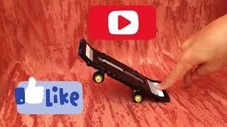 Лего постройка: Скейтборд !