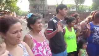 DEMÔNIO MANIFESTA NA RUA PARAGUAI PASTOR VANDERSON TROVÃO