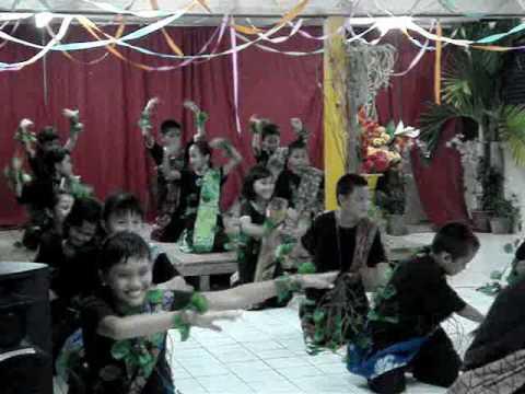 SK NANGA KAIN : Traditional-Contemporary dance - Iboq