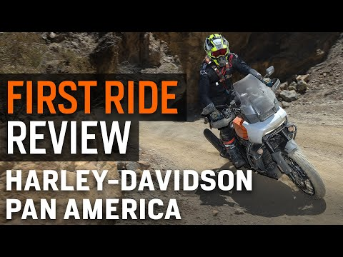 2021 Harley-Davidson Pan America First Ride Review
