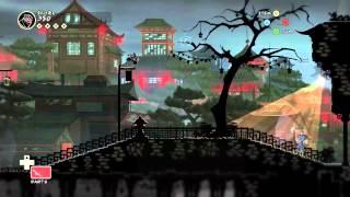 Mark of the Ninja (PC) Gameplay (720p)