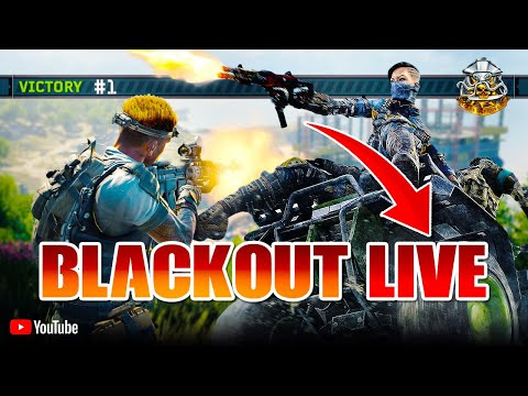 BLACKOUT'S MOST AGGRESSIVE PLAYER!! (20,000+ Kills | 10+ K/D | 530+ Wins) Call Of Duty: Black Ops 4 thumbnail