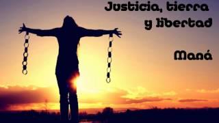 Justicia, tierra y libertad Mana   Legendas PT