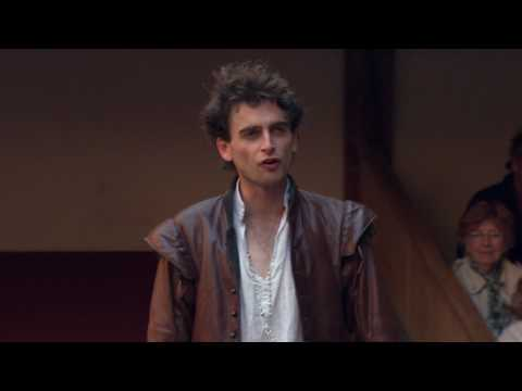 As You Like It: Orlando and Jacques  Shakespeare's Globe  Rent or Buy on Globe Player