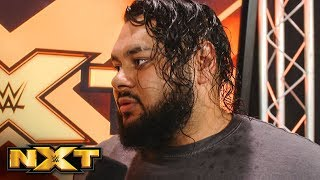 """Bronson Reed brings """"Australian Strong Style"""" to NXT: WWE Exclusive, July 17, 2019"""