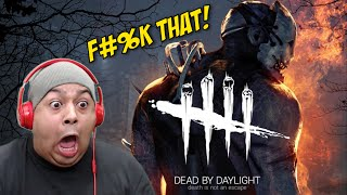 THIS GAME SCARED THE F#%K OUT OF ME!! [DEAD BY DAYLIGHT]