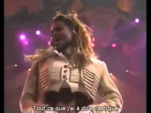 Janet Jackson - (1993) If (Live) (Sous Titres Fr)