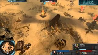 Dawn of War 2:Retribution - MRT#8 - Round 1 (Game 2): DJ Raffa vs. Red Beard