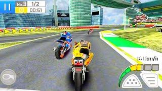 Free Android game - Real Motorcycle Racing 3D screenshot 2