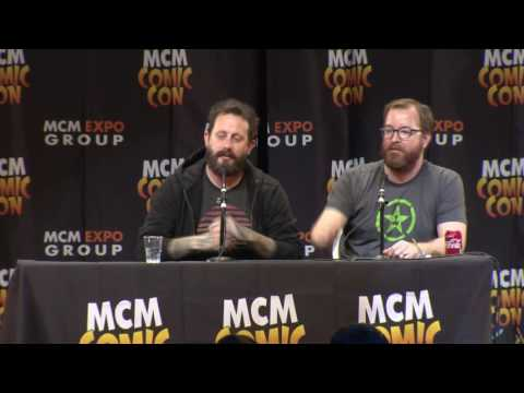 Rooster Teeth Panel @ MCM London Comic Con Saturday