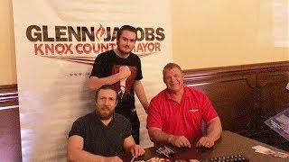 Meeting Daniel Bryan & Kane (Knoxville, TN) | Brandon Hodge Vlog #68