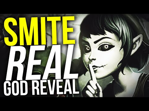 SMITE - REAL God Reveal - Scylla