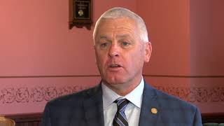 Sen. Bumstead talks about auto insurance reform
